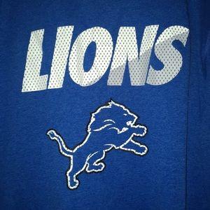 Detroit Lions Nike NFL Equip.XL Dri-Fit Tee